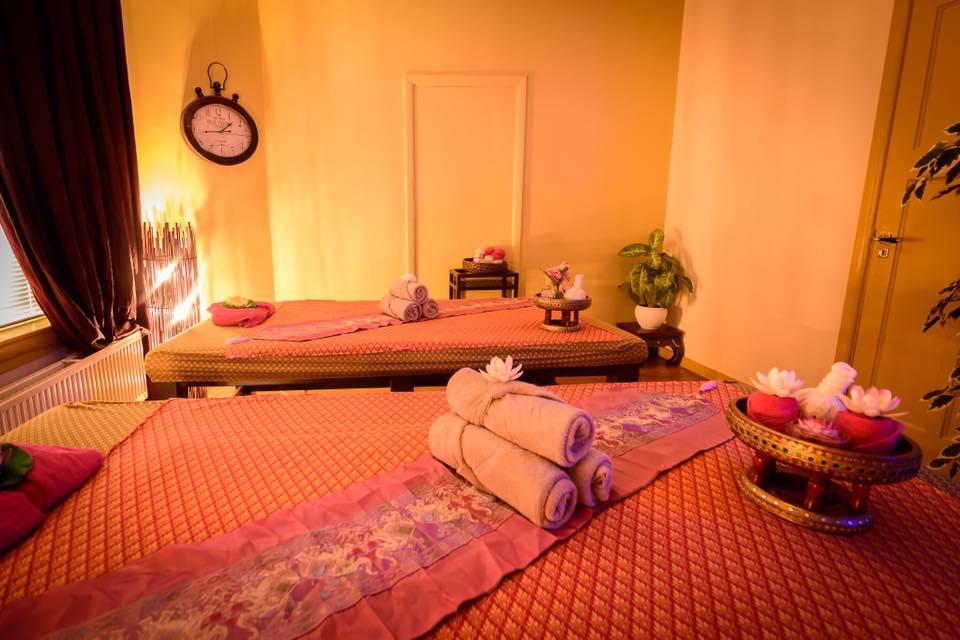 Verschillende soorten massages